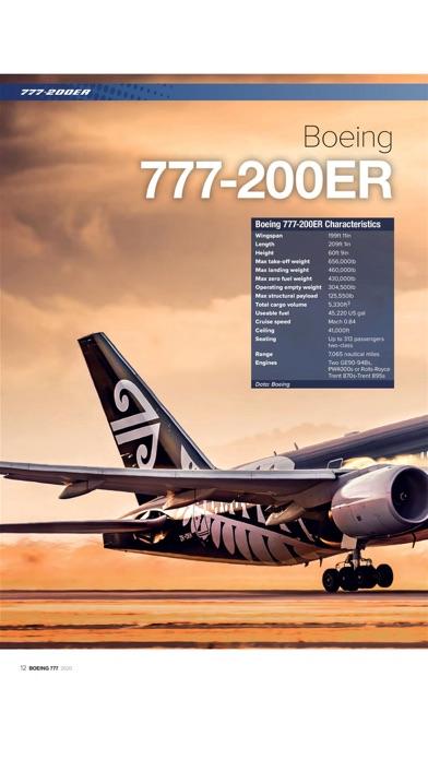 Airliner World Magazine Screenshot