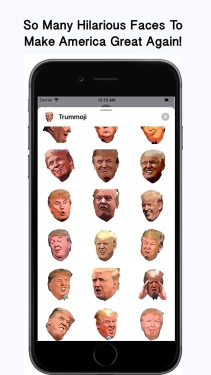 Trummoji - Donald Trump Emojis