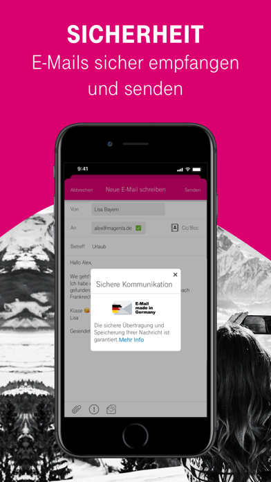 Herunterladen Telekom Mail – E-Mail-Programm für Pc