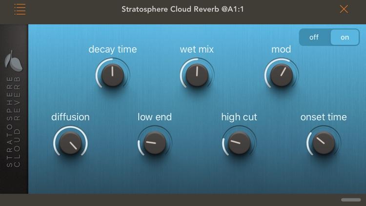 Stratosphere Cloud Reverb