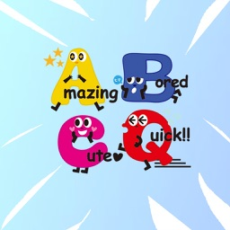 Alphabet Emoji Stickers