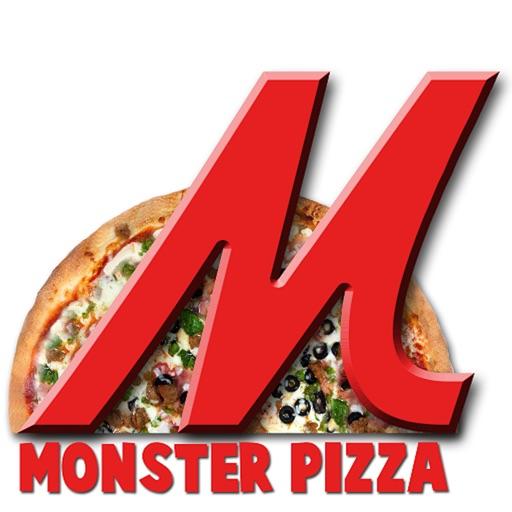 Monster Pizza Ordering App