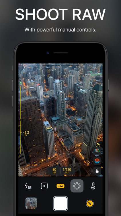Camera М screenshot-0