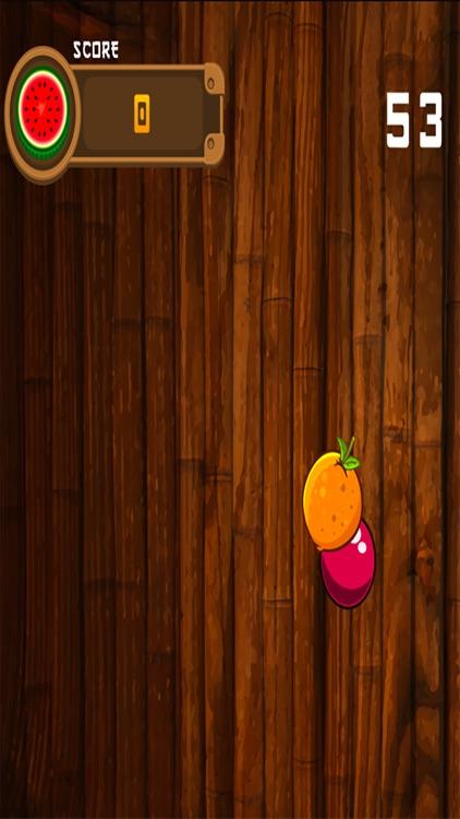 Satisfying Games Slice Fruits