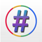 App Icon for HashTag AI Expert for IG Likes App in Qatar IOS App Store