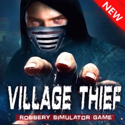 Village Thief Robbery Sim