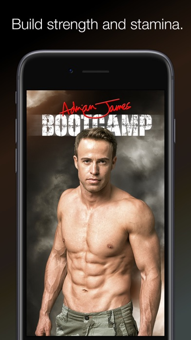 Adrian James: Bootcamp Screenshots