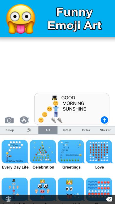 New Emoji - Extra Smileysのおすすめ画像9