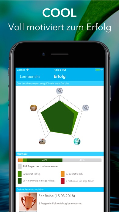 Screenshot for Heintges Angeltrainer in Germany App Store