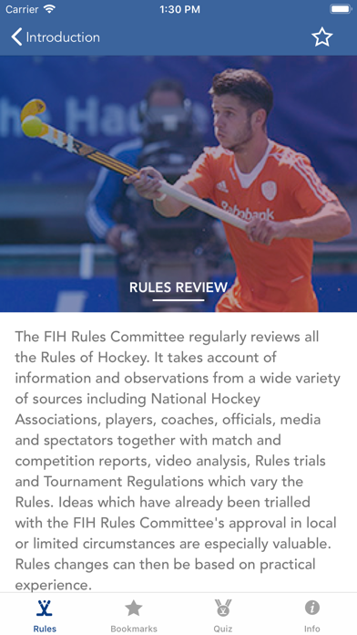 Rules of Hockey screenshot 4