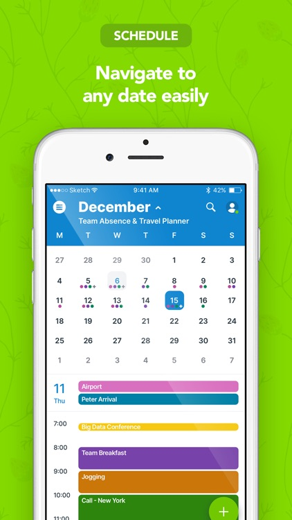Teamup Calendar screenshot-1