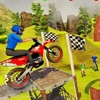 Tricky Bike Stunts
