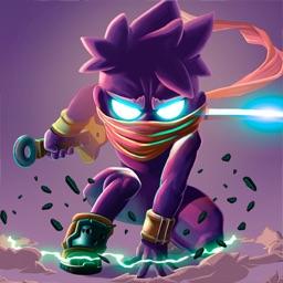 Ninja Dash - Run and Jump game