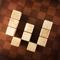 App Icon for Wood SudoBlocks 3D App in Portugal IOS App Store