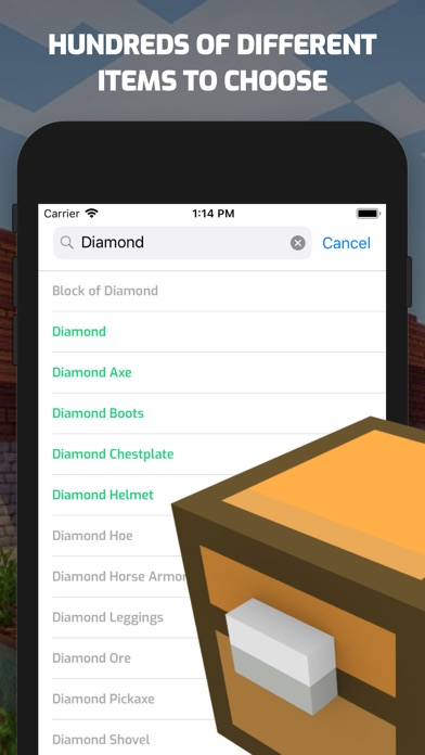 Magic Chests for Minecraft PE screenshot 3