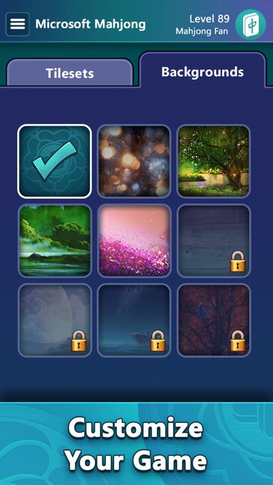 Mahjong by Microsoft screenshot 7