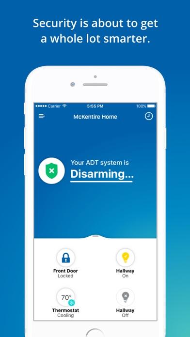 ADT Control ® by ADT LLC (iOS, United States) - SearchMan App Data