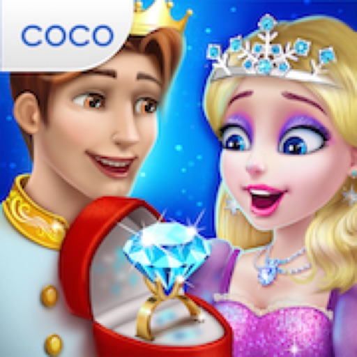 День свадьбы Ледяной принцессы