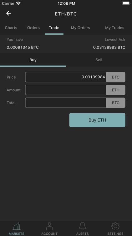 Poloniex crypto exchange
