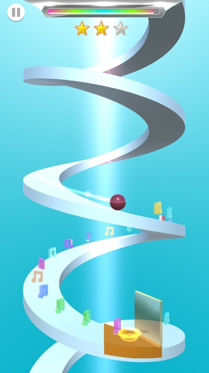 Music Helix Ball screenshot-4
