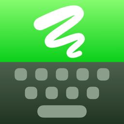 Ícone do app FlickType - Watch Keyboard
