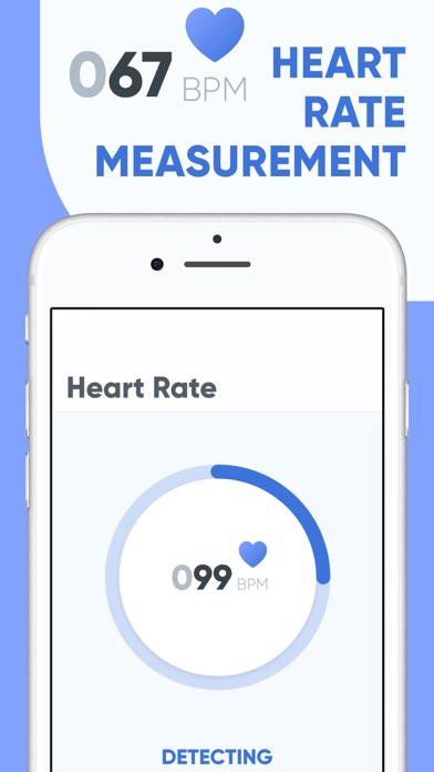 PulseRate. Heart rate checker Screenshot