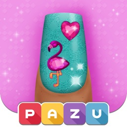 Nail Art Salon Games for kids