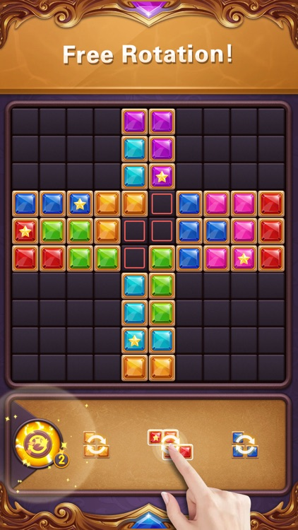 Block Puzzle: Diamond Star