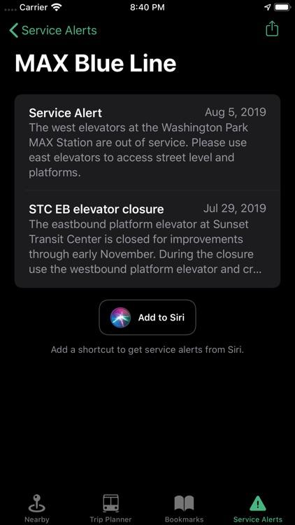 PDX Transit screenshot-7