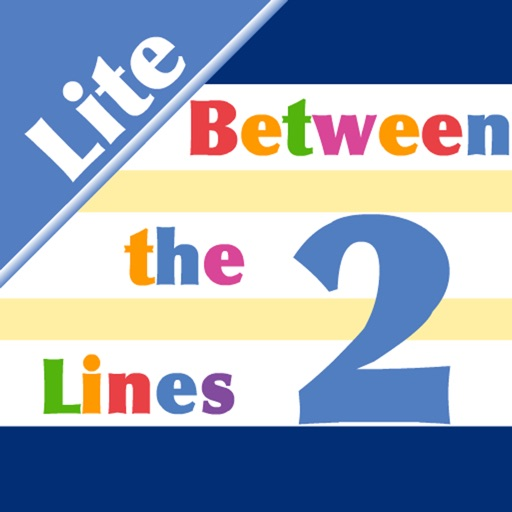 Between the Lines Level2 Lt HD icon