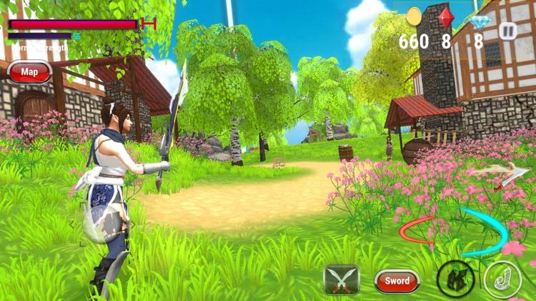 Samurai Fighter screenshot-8