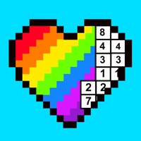 RAINBOW Color by Number Hack Resources Generator online