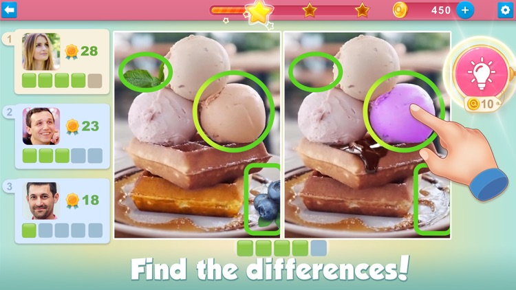 5 Differences Online