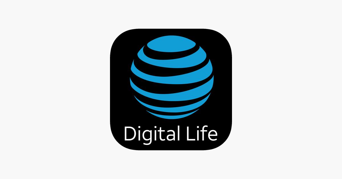 my digital life at&t