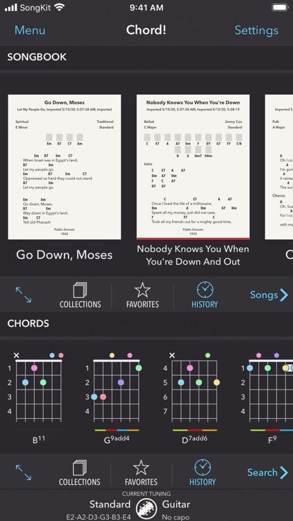 Chord! screenshot-0