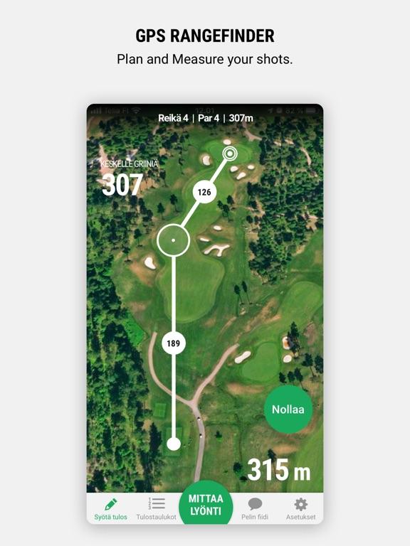 Screenshot #5 pour Golf GameBook - Best Golf App