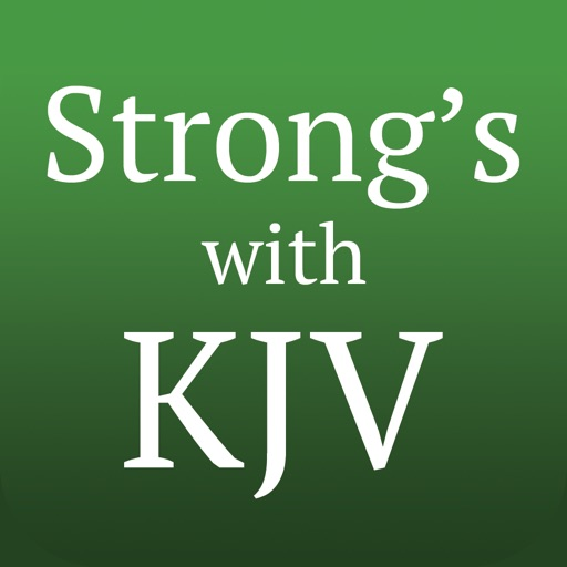 Strong's Concordance with KJV