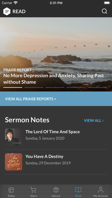 Joseph Prince Screenshot