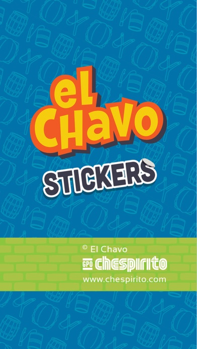 Screenshot for El Chavo Sticker Packs in United States App Store