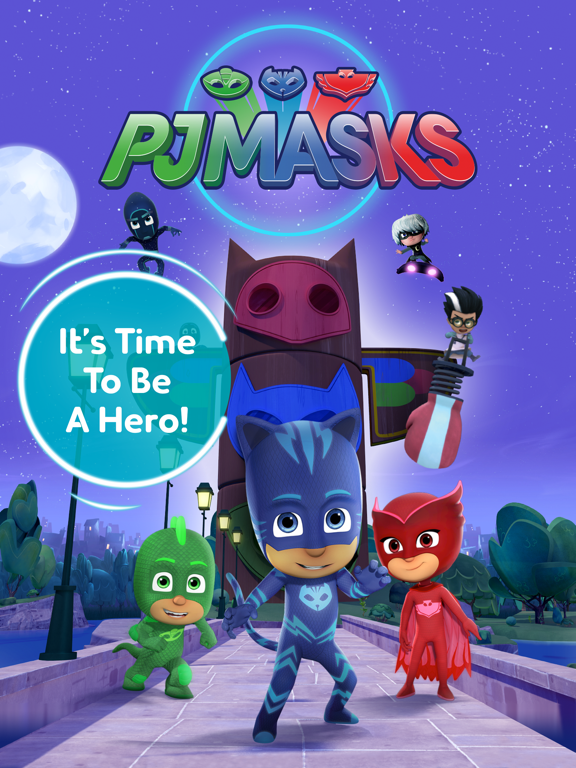 PJ Masks: Time To Be A Hero screenshot 6