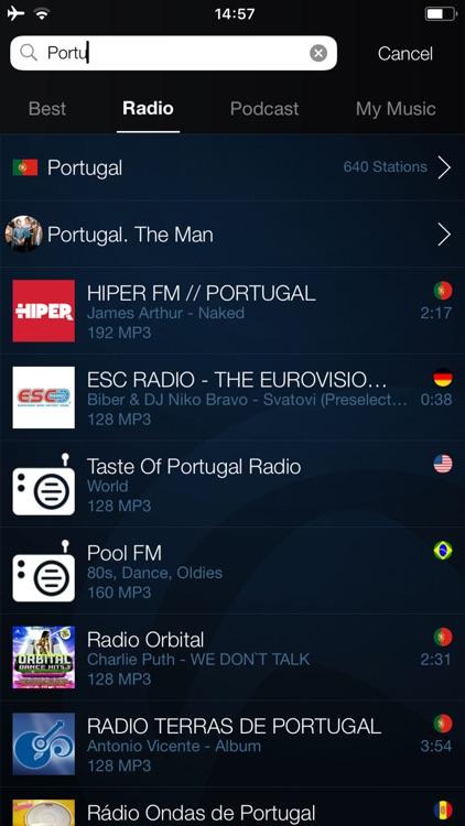 Audials Radio & Podcast