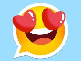Love Emoji Stickers !