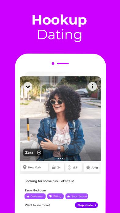HUD™ - #1 Casual Dating App Screenshot