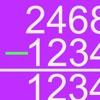 Column Subtraction - iPhoneアプリ