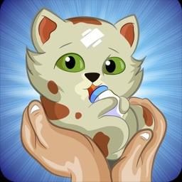Pet Nursery Animal Caring Game