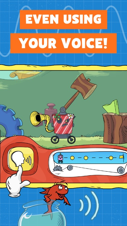 The Cat in the Hat Invents screenshot-3