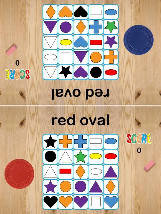 Math Bingo K-3 screenshot-3