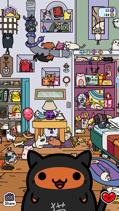 どろぼうネコ (KleptoCats) screenshot1