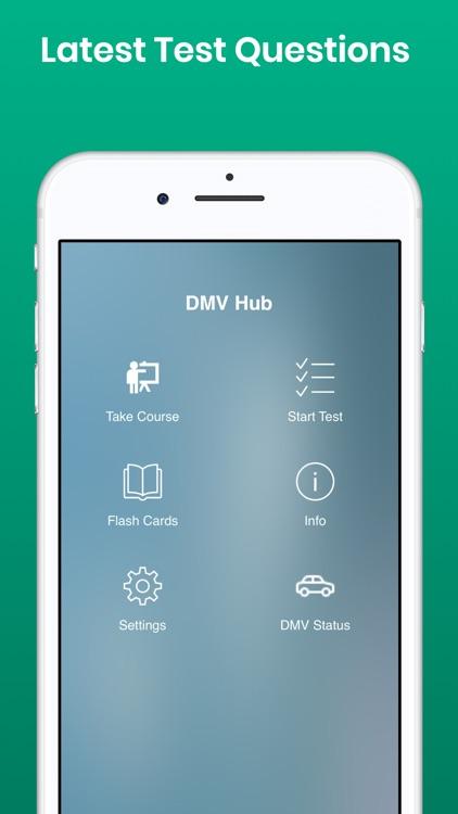 DMV Test Hub - Permit Practice screenshot-6