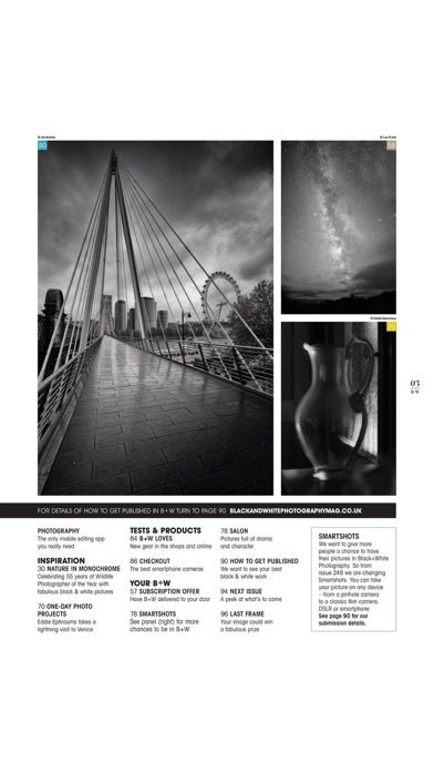 B&W Photography Magazine screenshot1